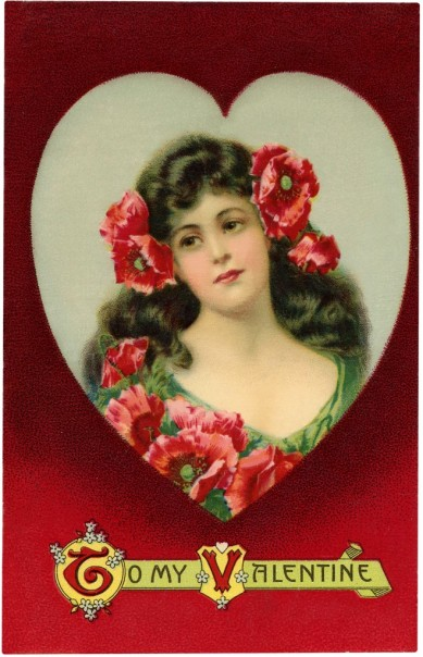 Vintage-Valentine-Beauty-GraphicsFairy-659x1024
